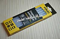 Клеевые стержни флуорисцентные 11,2 мм 200 мм Sigma 6 шт