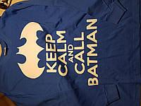 Футболка с длинным рукавом Бэтмен