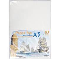 Бумага для акварельных работ А3 200 гр плотность