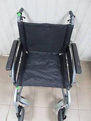 Широкая инвалидная коляска B&B ширина сидения 51 см.,  б.у. в хорошем состоянии из Европы