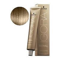 Igora Royal Absolutes - Крем краска для волос 9-10 Экстра светлый блондин сандре натуральный, 60 мл