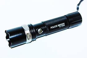 Фонарик Police 99000W BL-8628 (с креплением)