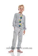 Піжама дитяча ELLEN  для хлопчика Ellen Посіпаки 146-152 - 015/001