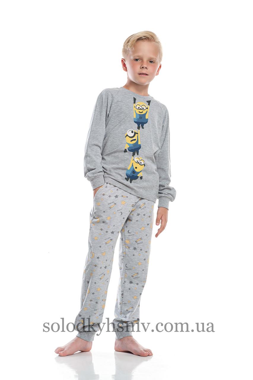 Піжама дитяча ELLEN для хлопчика Ellen Посіпаки 92-98 - 015 001 ... 79952ce7489b0