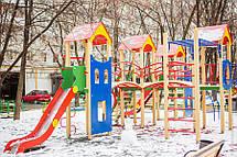 """Детский игровой комплекс """"Крепость"""", фото 3"""