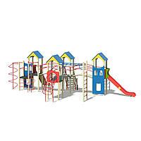 Детский игровой комплекс Крепость InterAtletika
