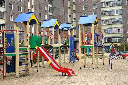"""Детский игровой комплекс """"Крепость"""", фото 2"""