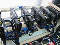 Майнинг ферма Sapphire Pulse Rx570 4gb на 6 видеокарт