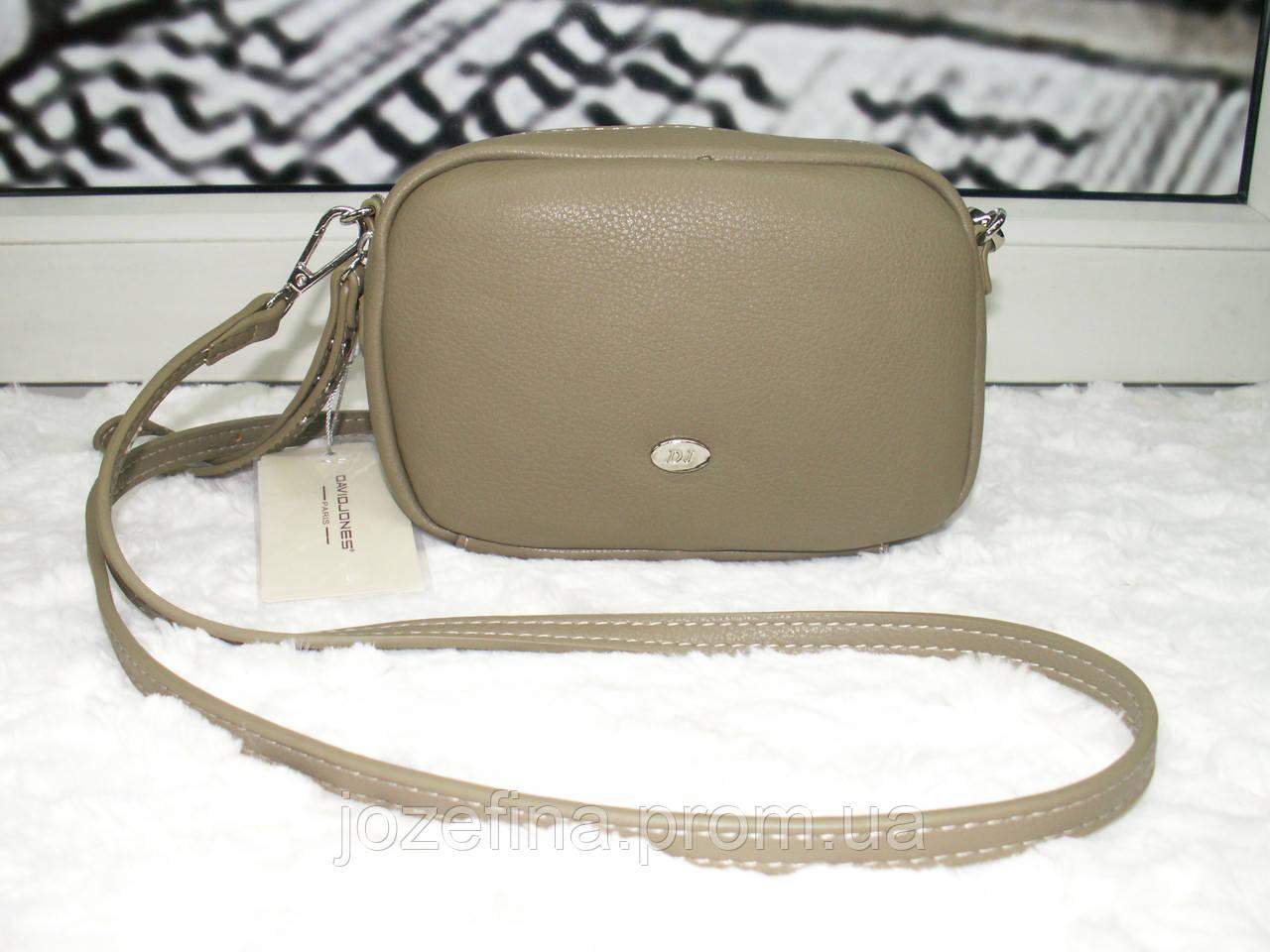 d16d61c8 Женская мини-сумка David Jones - Интернет-магазин модных сумок «Жозефина» в