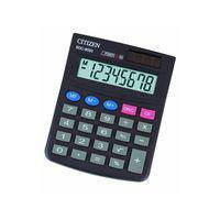 "Калькулятор бухгалтерский ""Citizen"" SDC-805BN черный"