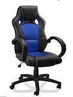 Кресло Daytona blue 3301 BK BL Goodwin