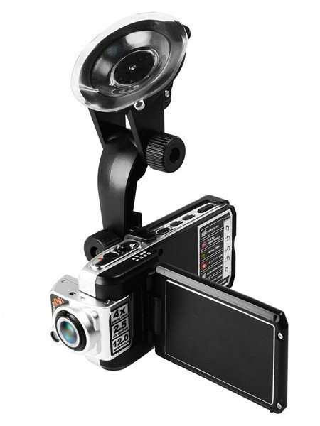 Автомобильный регистратор DOD F900 LHD FullHD видеорегистратор