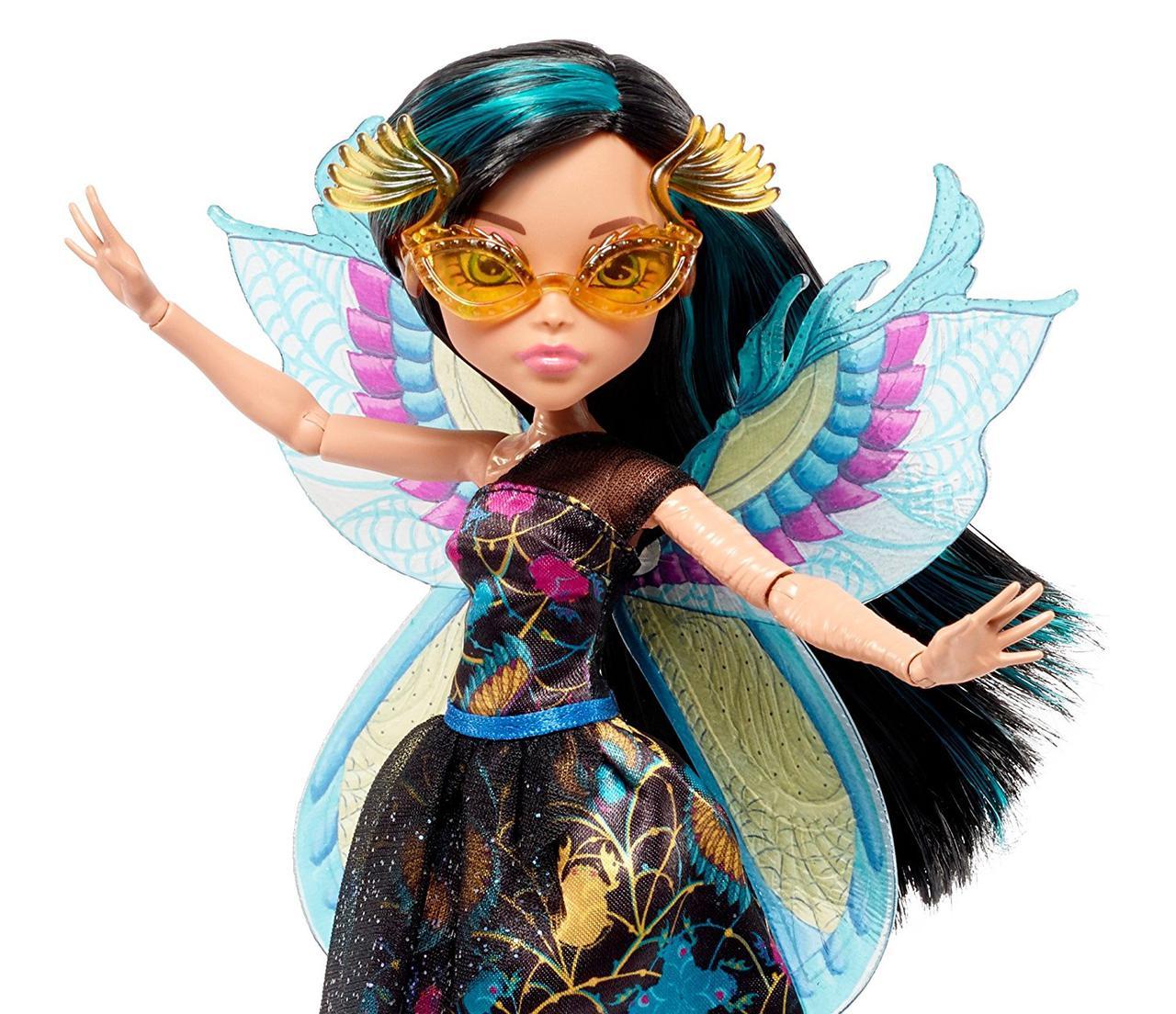 Клео де Нил Садовые монстры Кукла Монстер Хай Monster High Garden Ghouls Wings Cleo De Nile