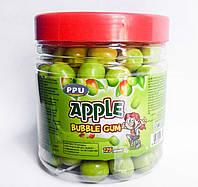Bubble Gum Apple жвачки с яблочным вкусом 125 шт Турция