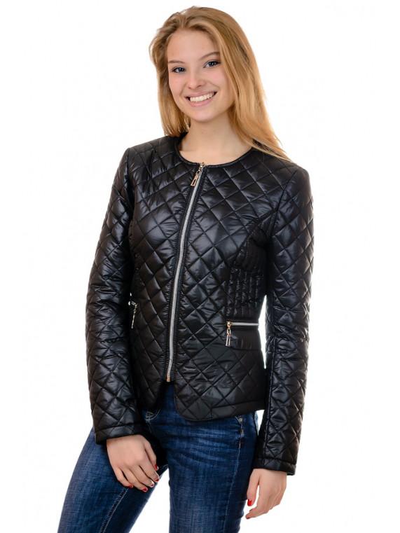 Стеганная женская куртка - ФИШЕЧКА в Харькове