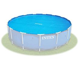 Тенты для каркасных и надувных бассейнов