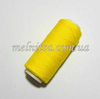 Нитка резинка, цвет желтый, 0,9 мм