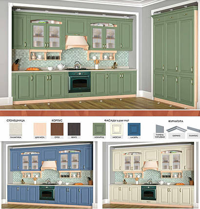 Кухня Prestige SuperMat, фото 2