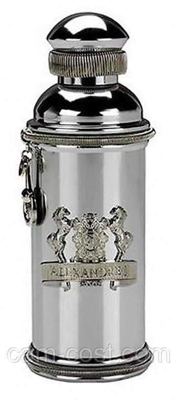 Парфюмированная вода в тестере Alexandre J The Collector Silver Ombre 100 мл унисекс