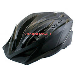 Велошлем SPELLI серый M