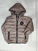 Куртка на мальчика подростковая деми 116-140 см