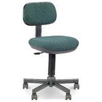 Кресло детское нс GTS C-38 серый Logica 54,5х44х78,5-90,5см б/пiдлок, ткань-Cagliari
