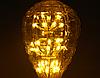 Светодиодная лампа Эдисона 3Вт D80 E27 DIP