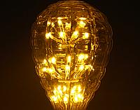 Светодиодная лампа Эдисона 3Вт D80 E27 DIP, фото 1