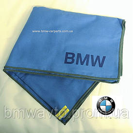Функциональное полотенце BMW Active Functional Towel Blue