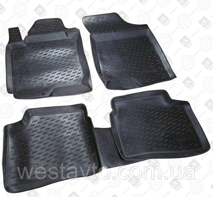 Ковры в салон автомобиля Hyundai i30 2007- <Петропласт>