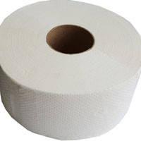 Бумага туалетная PROservice 32760650 целлюлозный Standart 1-слой, 160 м, 1280 листов, 12  рулонов