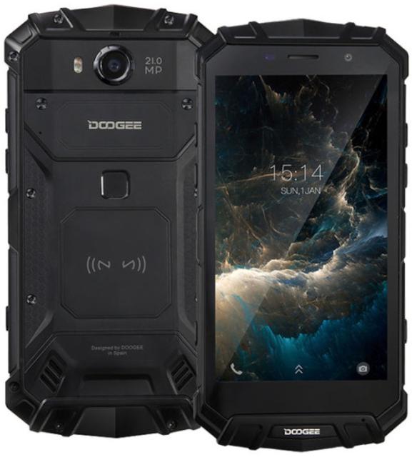 Doogee S60 Black IP68 6/64Gb