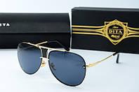 Солнцезащитные очки Dita черные