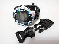 Часы  HONHX, браслет выживания 4 в 1,мужские