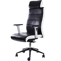 Кресло руководителя Barsky Efficientia Black Ef-01