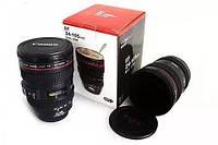 Термокружка объектив Canon 350мл