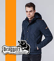 Braggart | Ветровка мужская весенняя 1268 синяя, фото 1