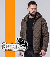 Braggart   Куртка весна-осень 1358 коричневая, фото 1