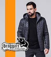 Braggart   Куртка демисезонная 1272 темно-серая, фото 1