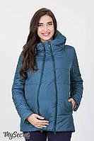 Демисезонная куртка для беременных Emma OW-18.011 р. 44-50 ТМ Юла Мама