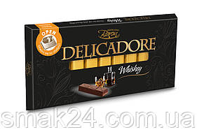 Шоколад DELIKADOR Whiskey ( виски) Baron Польша 200г