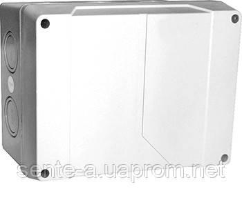 Коробка розподільна e.industrial.db.910, 167х125х83 без клемної колодки