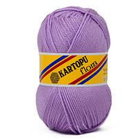 Пряжа Kartopu Flora (Картопу Флора) К708 сиреневый