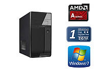 Системный блок ZEN010 (AMD A6-5400(2x3.6GHz/4GB DDR3/250GB HDD)