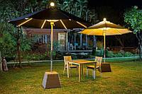 Сан-Тропе - садовый зонт, зонт для кафе, зонт для сада, зонт для бассейна, зонт для пляжа, пляжный зонт