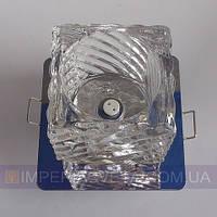 Светильник точечный встраиваемый для подвесного потолка FERON с плафоном LUX-313616