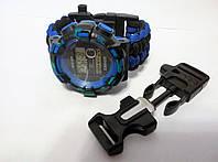 Часы  HONHX,браслет выживания 4 в 1,мужские
