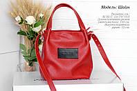 Женская кожаная сумка. Украина., фото 1