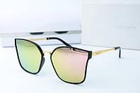 Солнцезащитные очки Jimmy Choo розовые, фото 1
