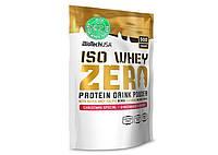 BioTechПротеиныIso Whey Zero Holiday flavours500 g